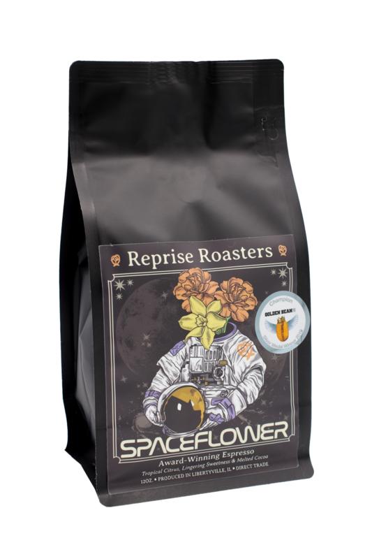 Space Flower - Award-winning Espresso