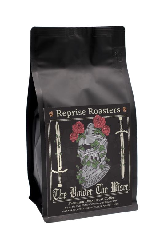 The Bolder, The Wiser - Premium Dark Roast