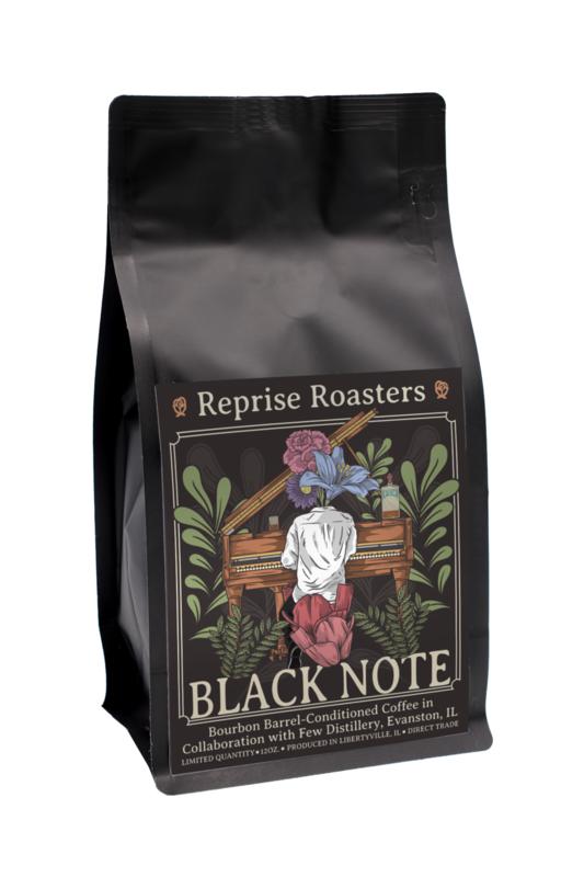 Black Note - Bourbon Barrel Conditioned Coffee