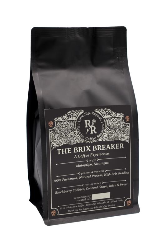 The Brix Breaker - Pacamara