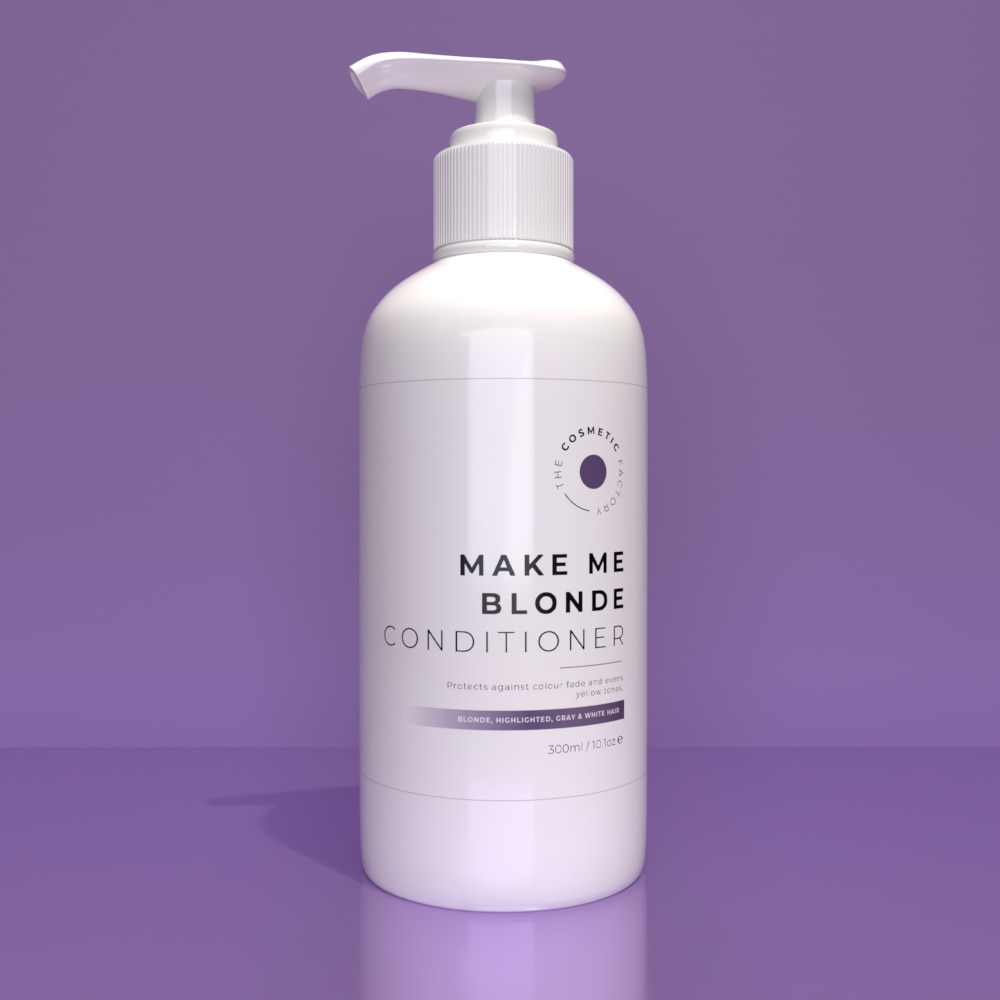 MAKE ME BLONDE CONDITIONER - Protects against colour fade and evens yellow tones