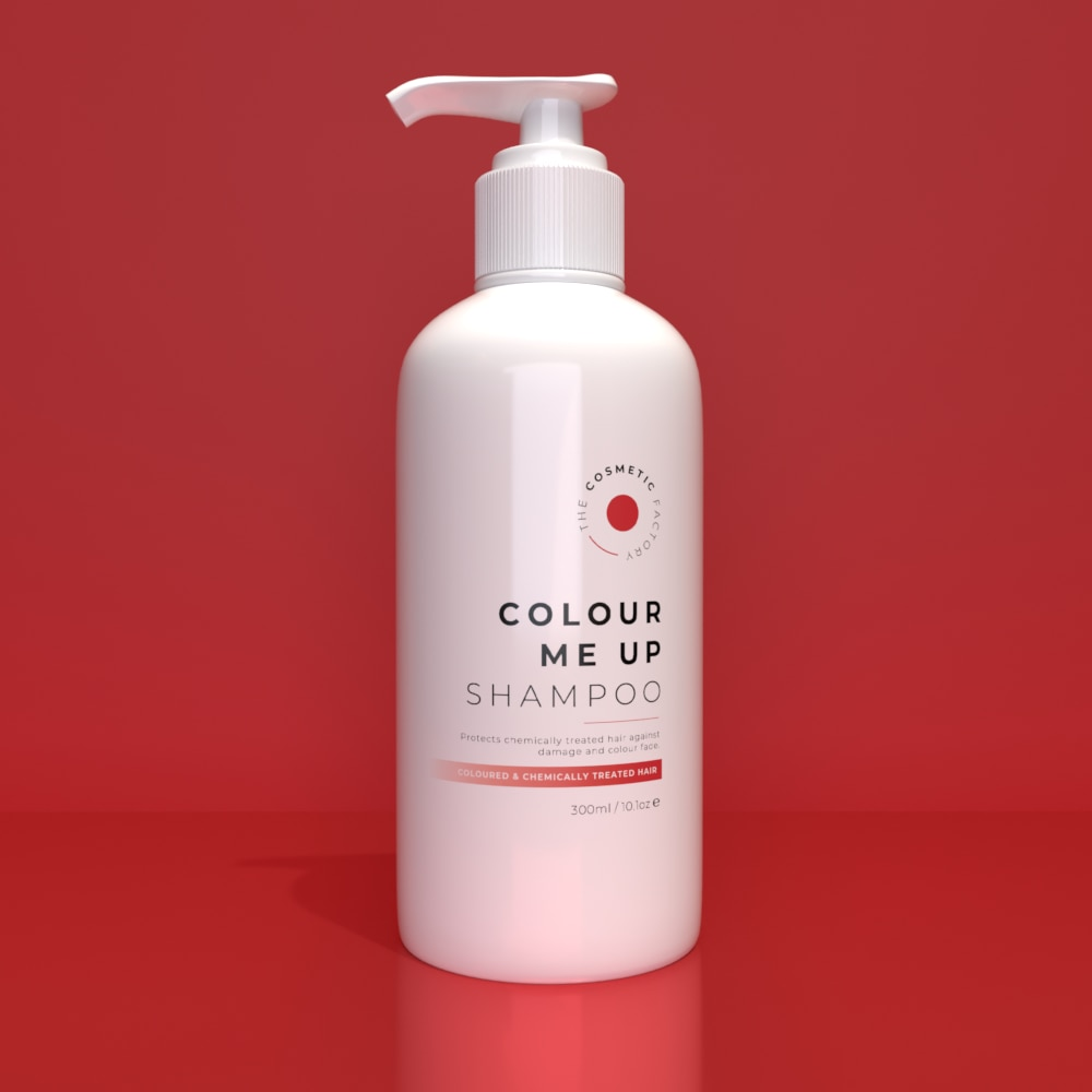COLOUR ME UP SHAMPOO - Protects chemically treated hair against damage and colour fade
