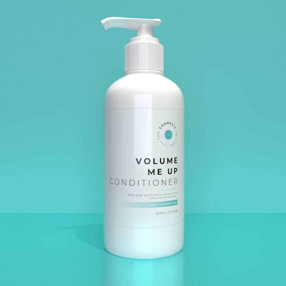 VOLUME ME UP CONDITIONER - Adds body and thickens fine hair for a fuller, voluminous look