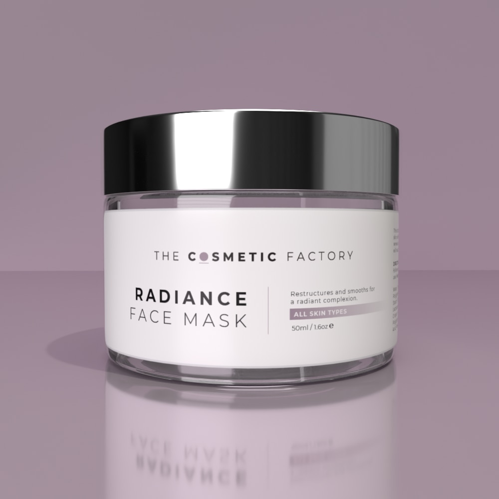 RADIANCE FACE MASK - Restructures and smooths for a radiant complexion