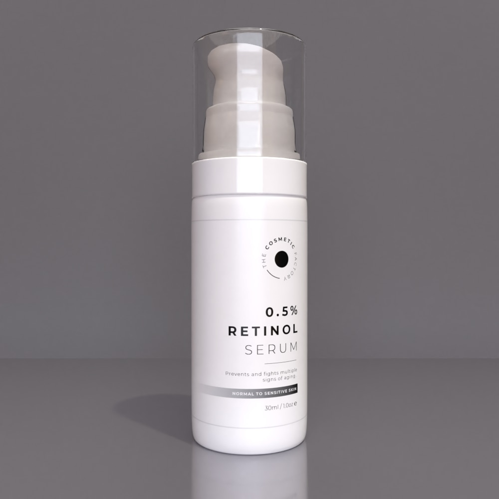 0.5% RETINOL SERUM - Prevents and fights multiple signs of aging