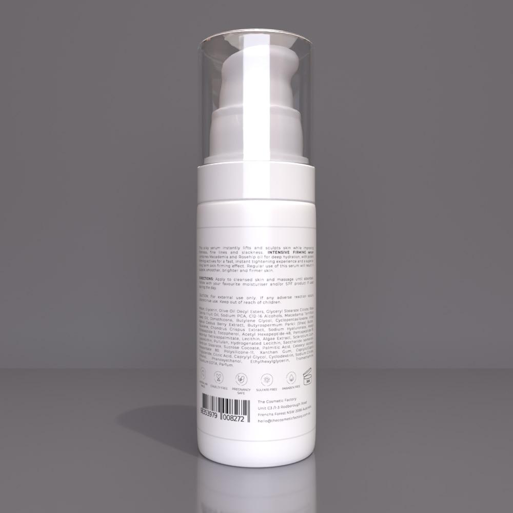 INTENSIVE FIRMING SERUM - Improves skin's firmness for a sculptured, lifting effect