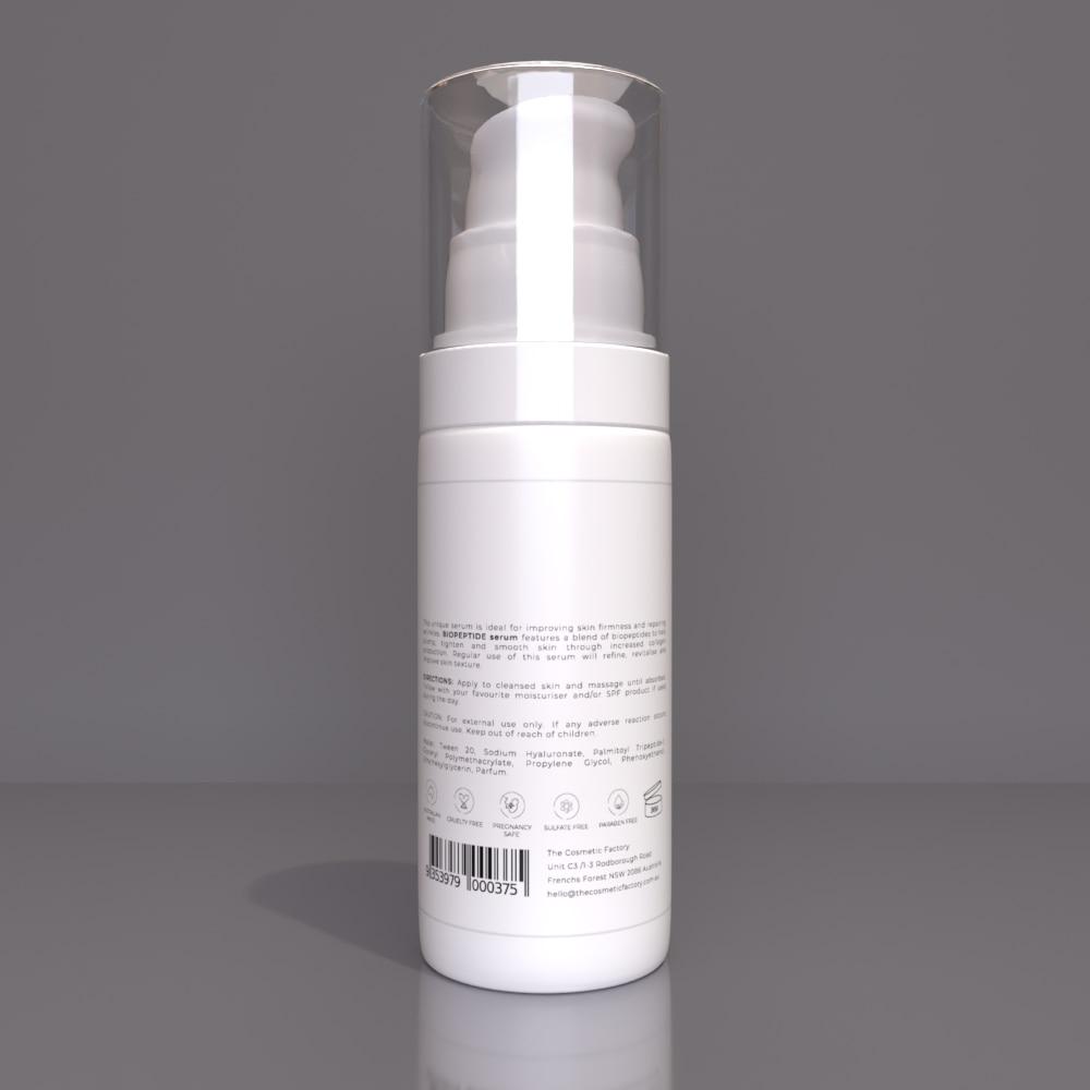 BIOPEPTIDE SERUM - Boosts collagen for a firmer skin
