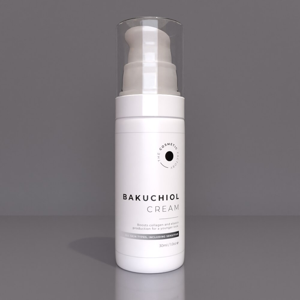 BAKUCHIOL CREAM - Boosts collagen and elastin production for a younger look