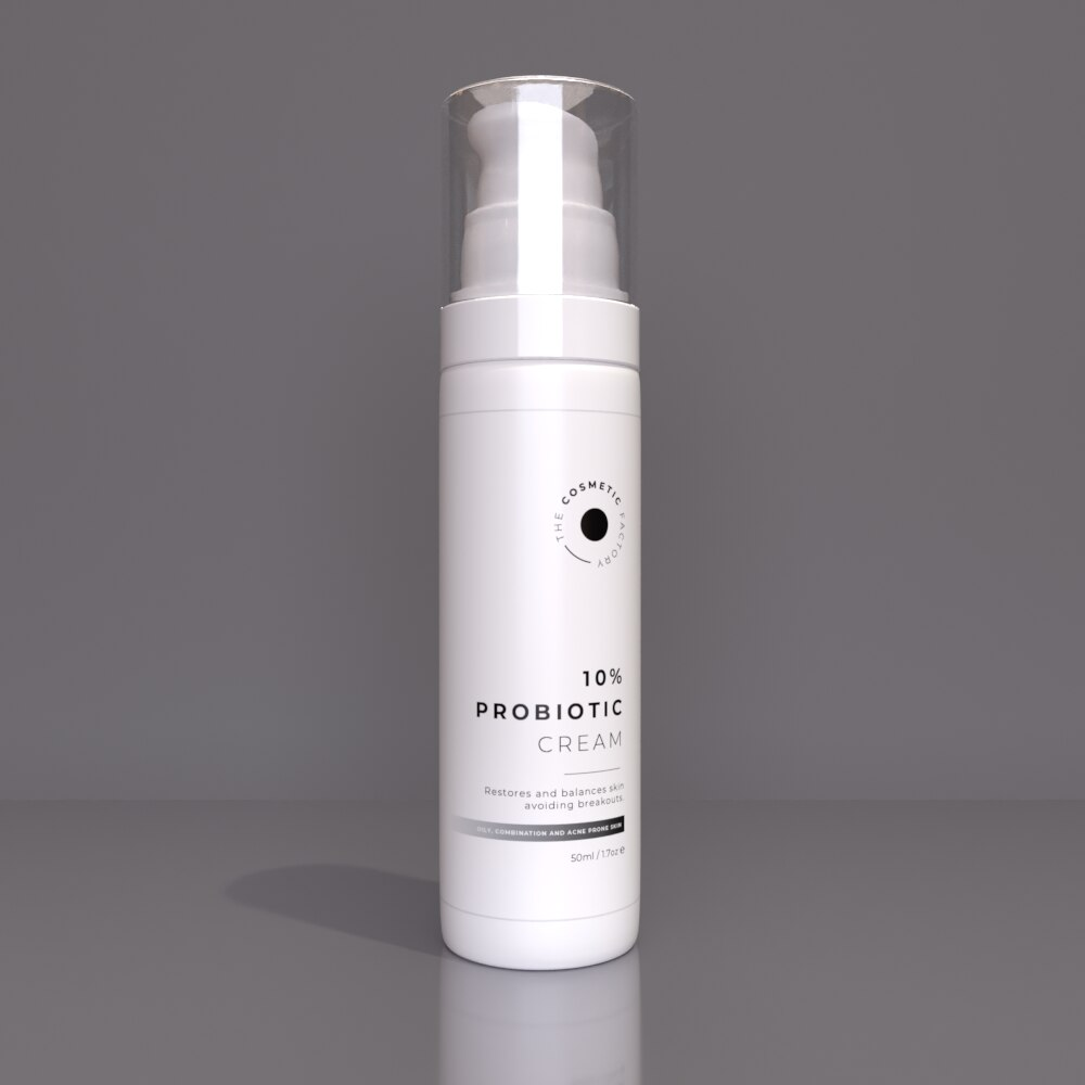 10% PROBIOTIC CREAM - Restores and balances skin avoiding breakouts