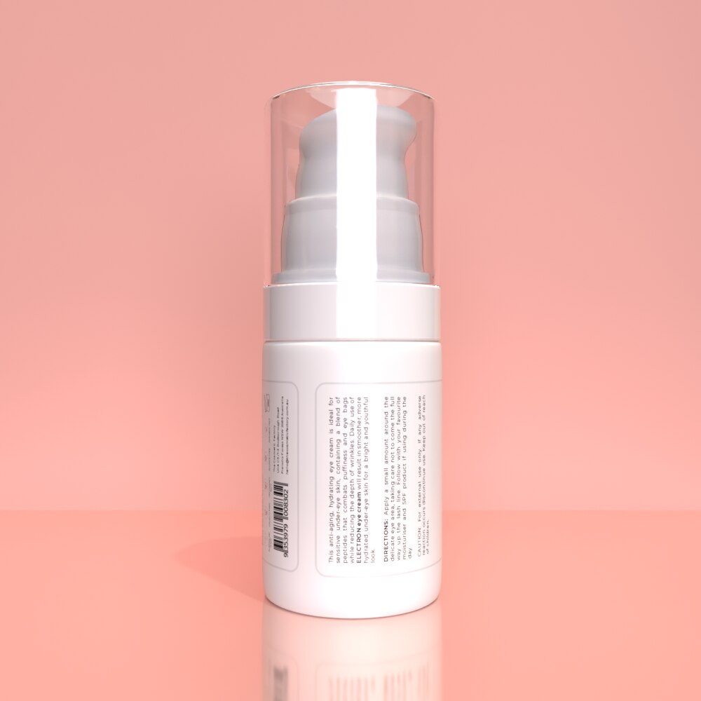 Electron Eye Cream - Reduces eye puffiness and expression lines