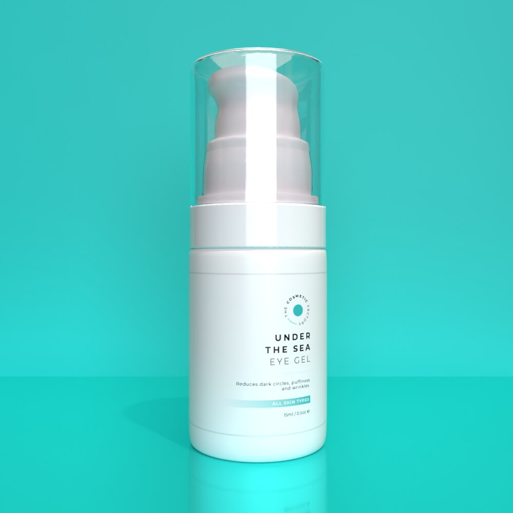 UNDER THE SEA EYE GEL - Reduces dark circles, puffiness and wrinkles