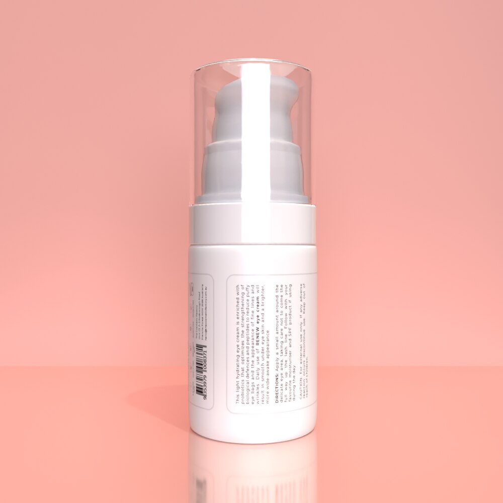 Renew Eye Cream - Restores skin firmness and reduces aging signs