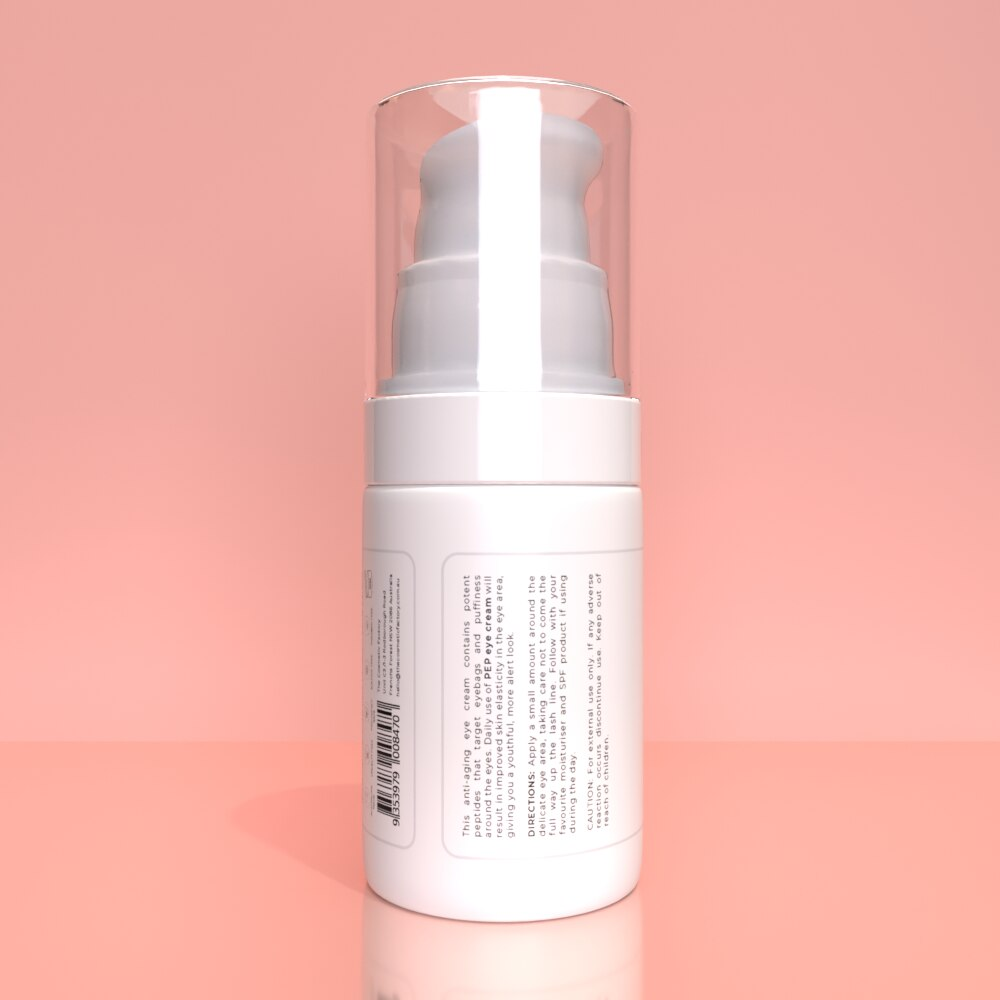 PEP Eye Cream - Prevents and fights eyebags and puffiness