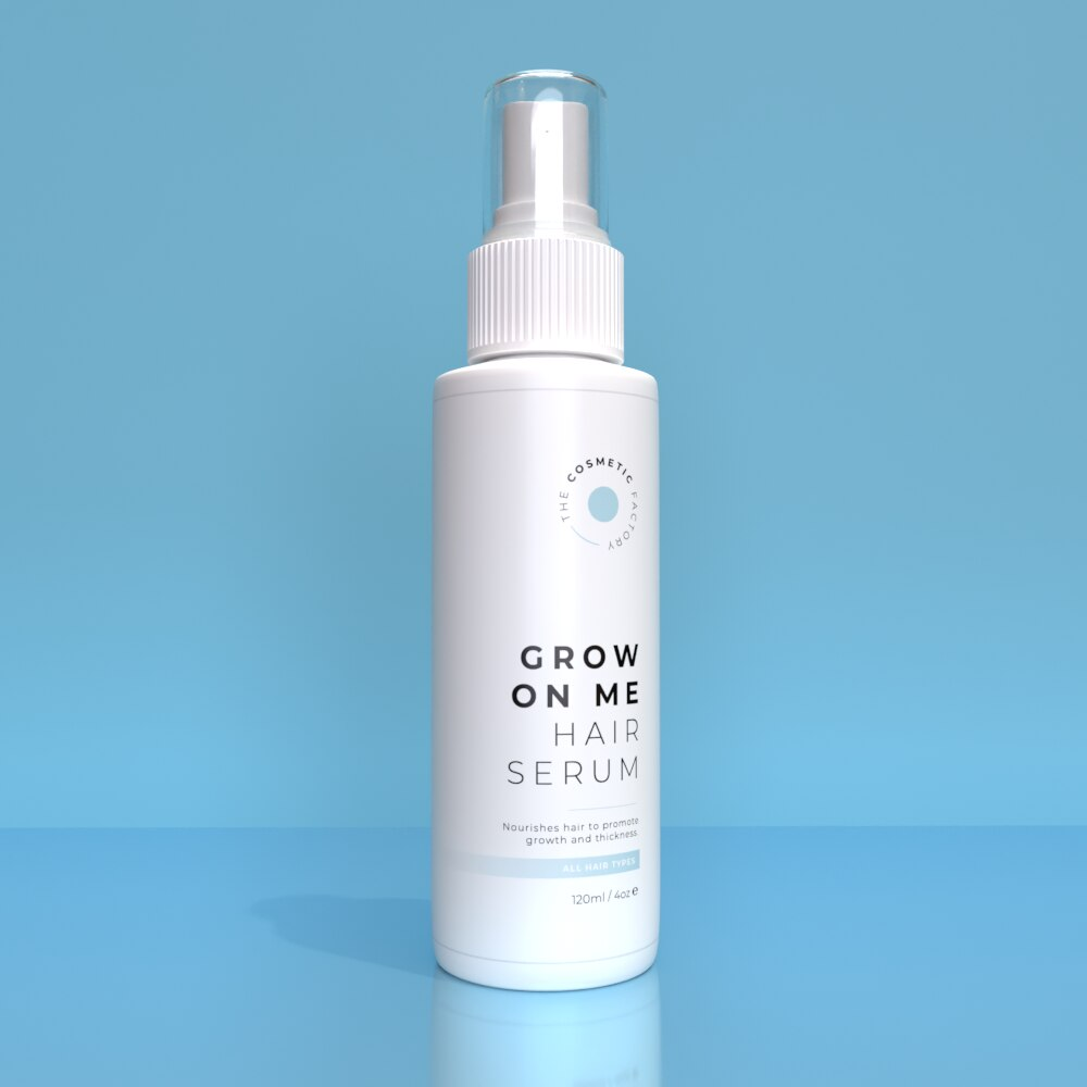 GROW ON ME HAIR SERUM - Nourishes hair to promote growth and thickness