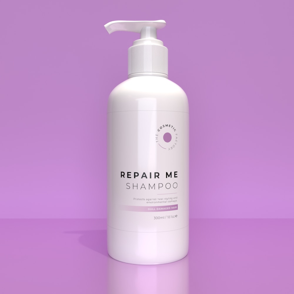 REPAIR ME SHAMPOO - Protects against heat styling and environmental damage