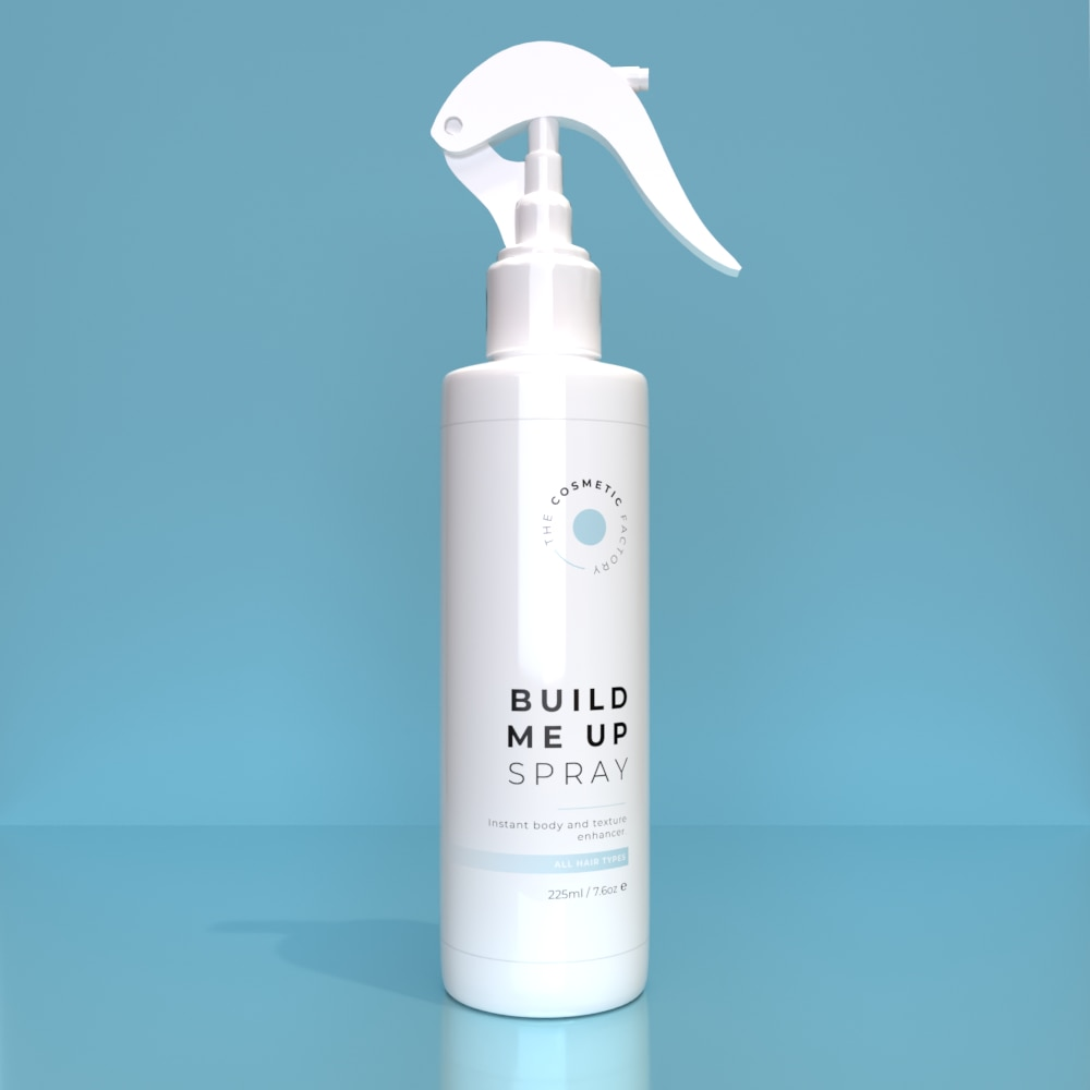 BUILD ME UP SPRAY - Instant body and texture enhancer