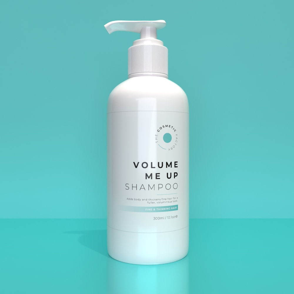 VOLUME ME UP SHAMPOO - Adds body and thickens fine hair for a fuller, voluminous look