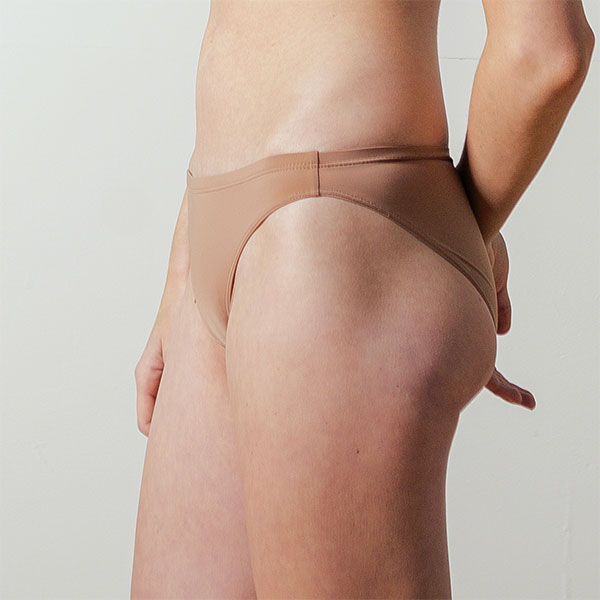 Super Soft Hi-cut Brief