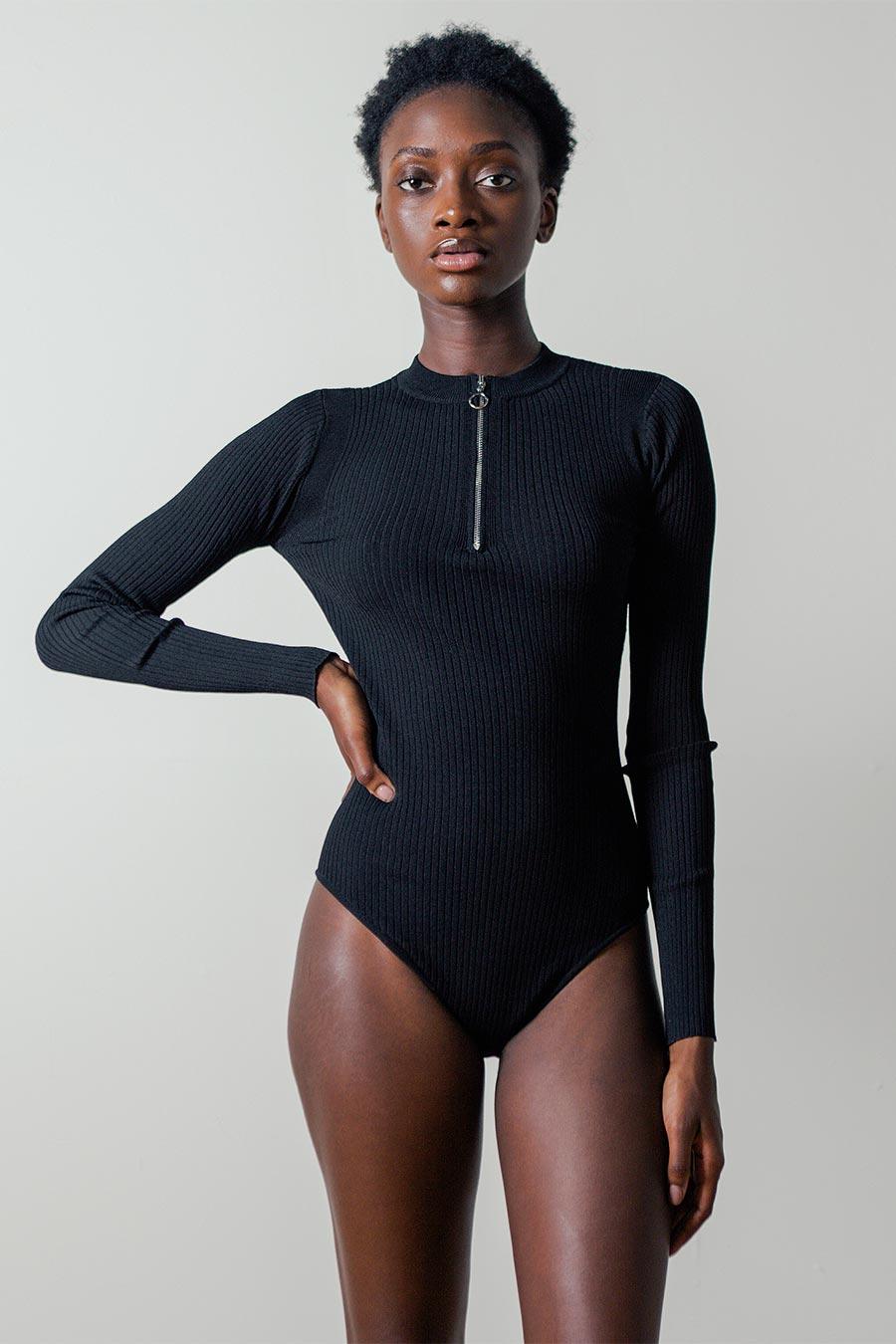 Tiff Sweater Bodysuit