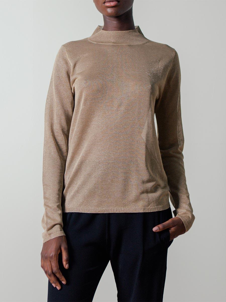 Althea Metallic Sweater
