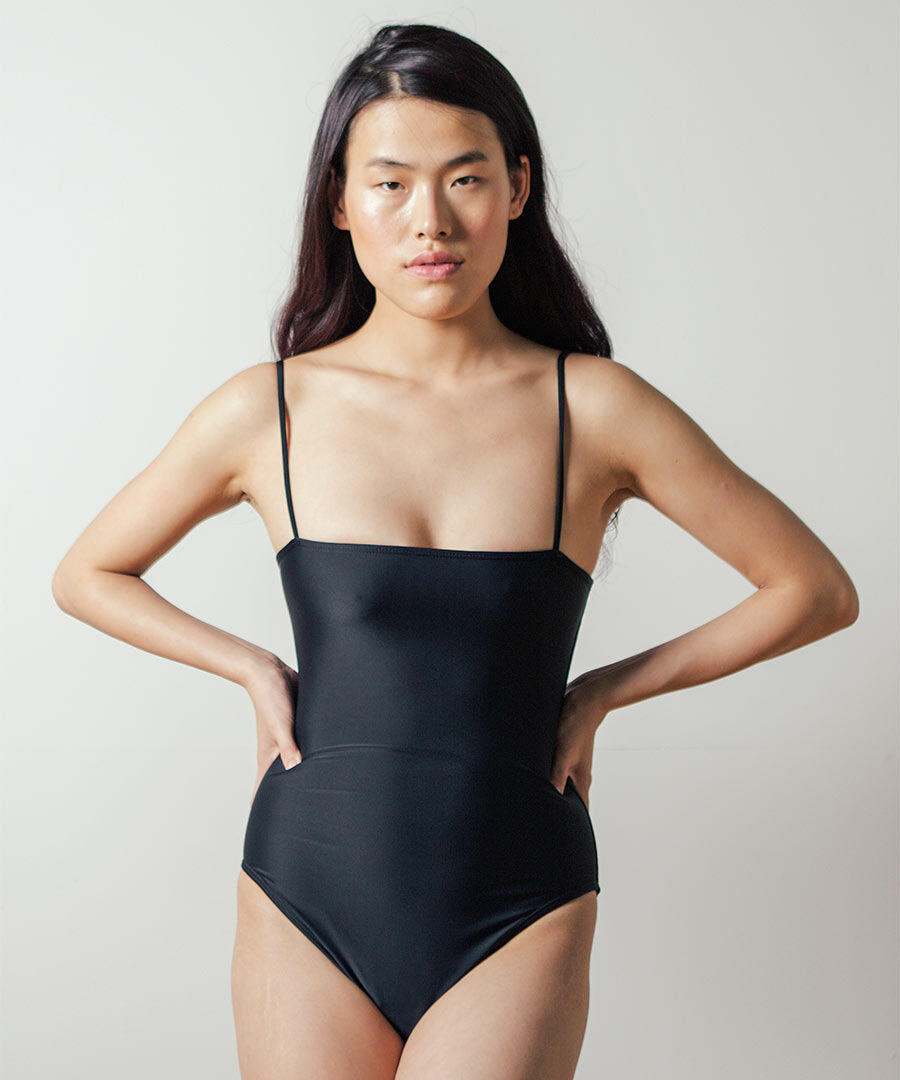 Straight One Piece
