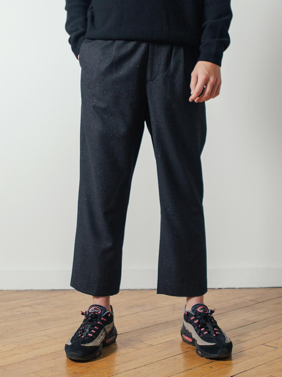 Paradiso Pant in Dark Gray by Coltesse