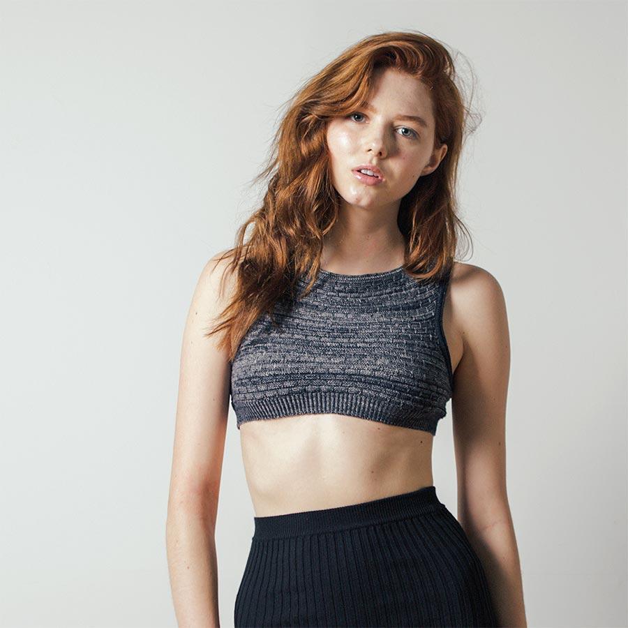Molly Knit Sport Bra