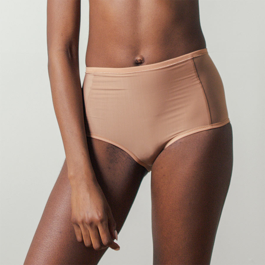Super Soft Highwaisted Brief