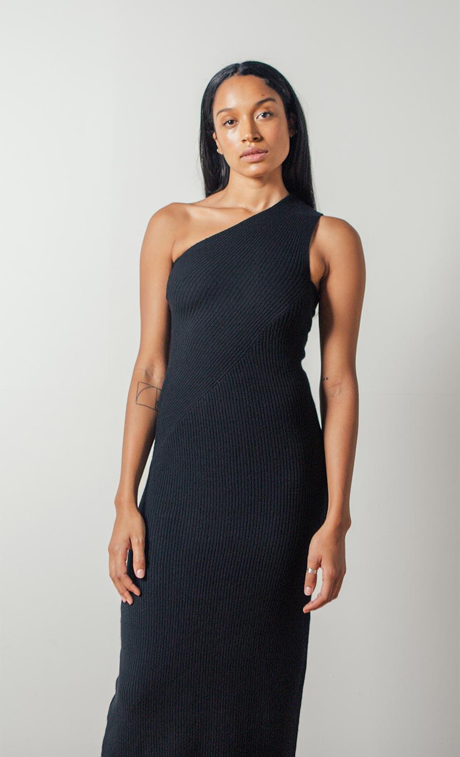 Cashmere Sling Dress