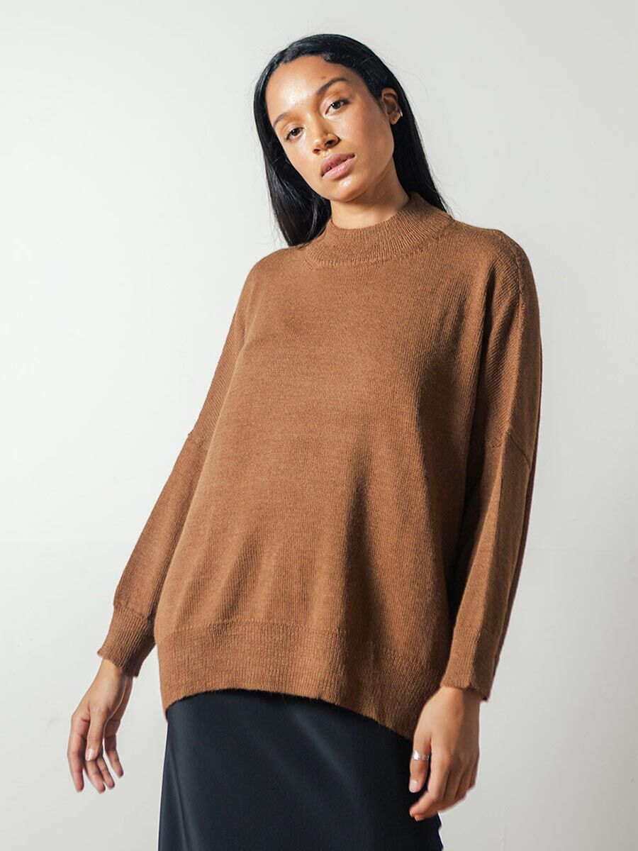 Inez Oversized Sweater