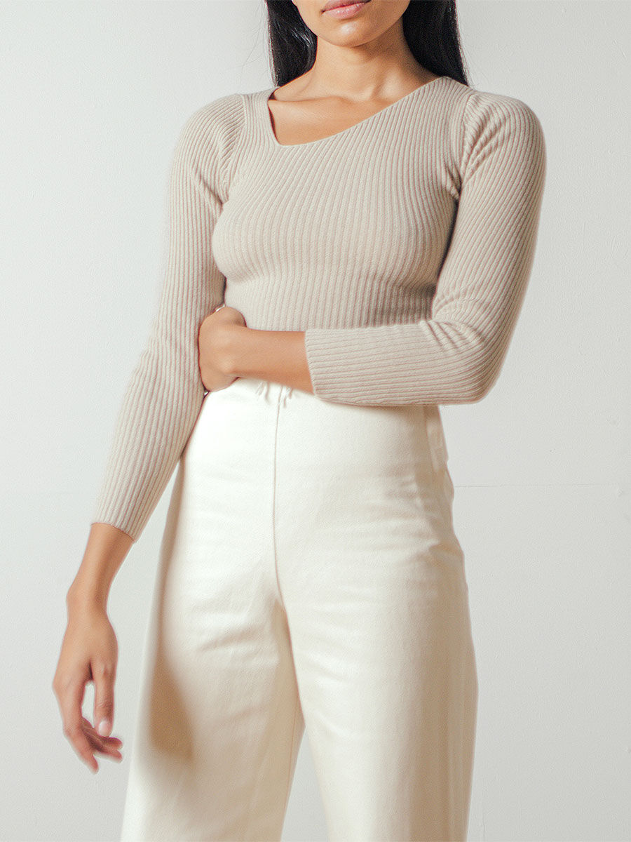 Curve Sweater